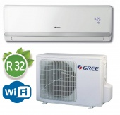 Сплит-система Gree Bee Techno Inverter R32 GWH09QB-K6DNA5I (Wi-Fi)